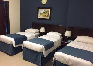 Al-Barakah Hotel Bedroom