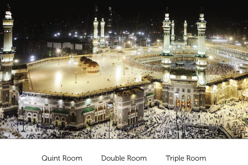 Hajj packages 21 day