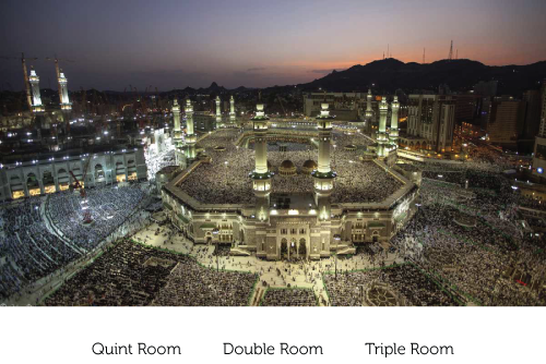 Hajj packages 28 day